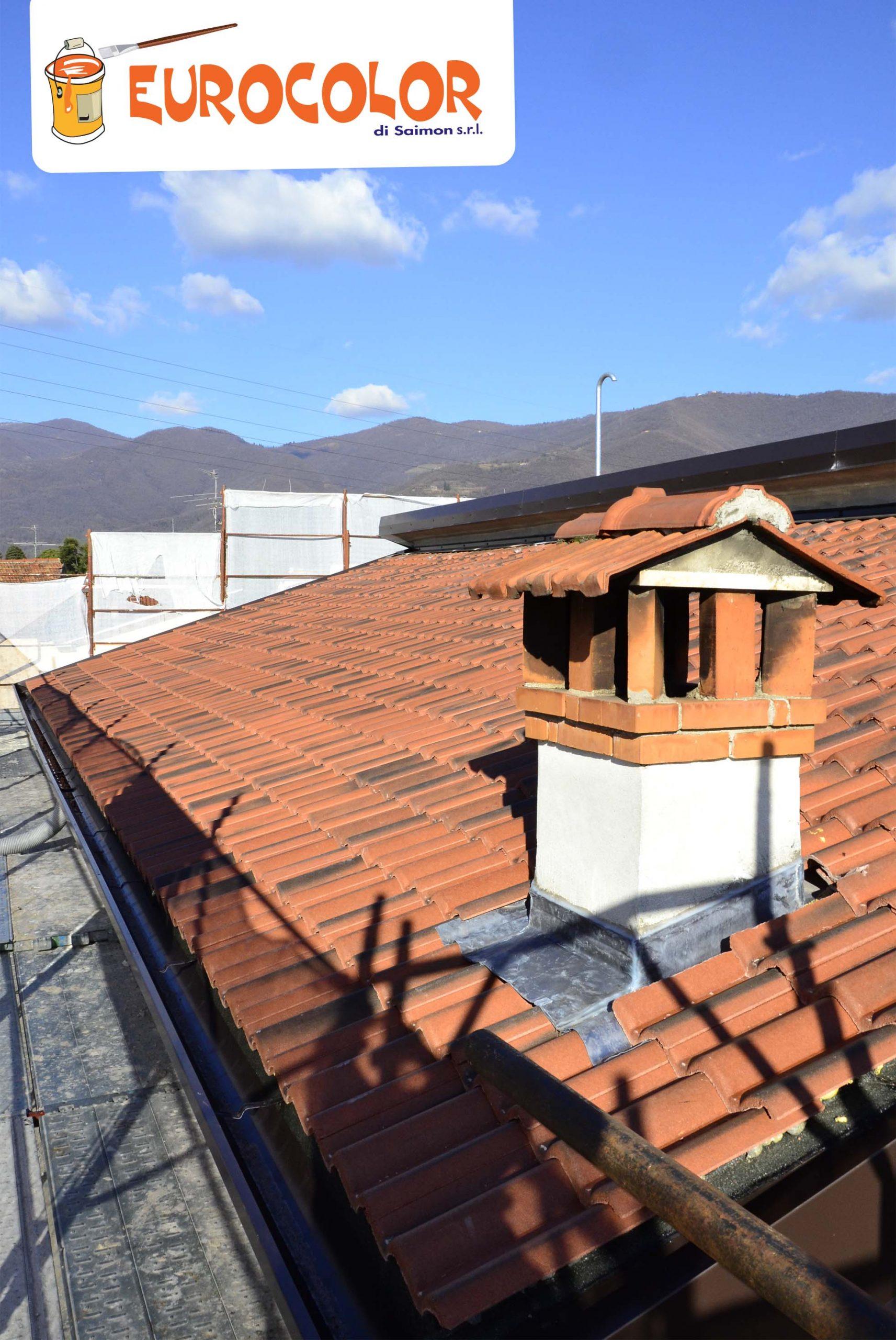 tetto via Facchi brescia